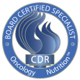 Board Certification as a Specialist in Oncology Nutrition